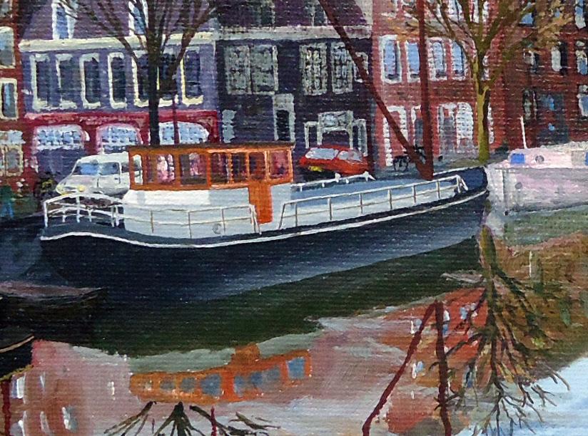 Amsterdam деталь 2